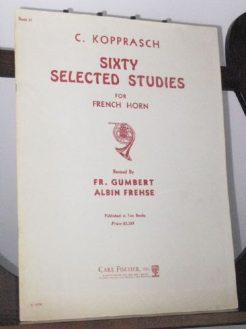 Kopprasch C - Sixty Selected Studies Vol 2 Nos 35-60